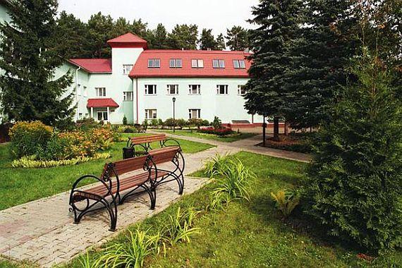 Санаторий Карагай Башкортостан