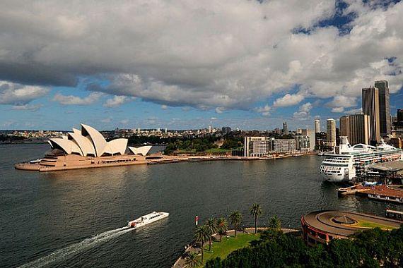 Сидней город в Австралии