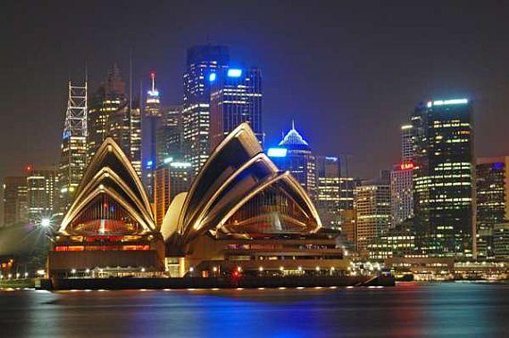 Сидней. Австралия