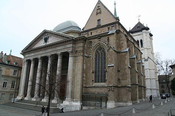 Собор Святого Петра Женева