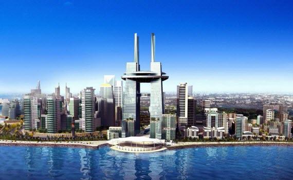 Столица ОАЭ - Абу Даби