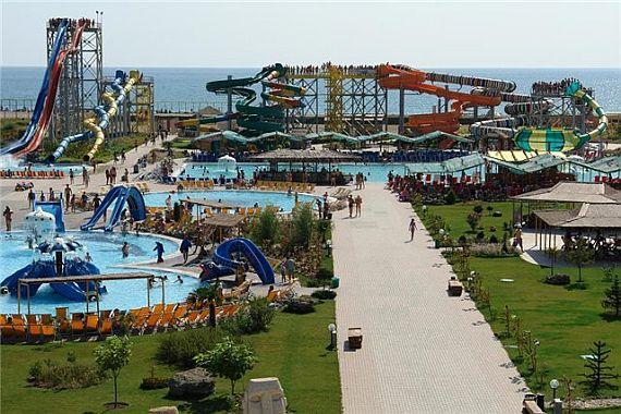 Судак аквапарк «Водный мир»