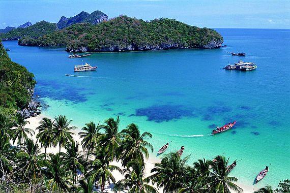Таиланд остров Самуи