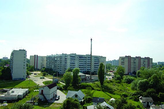 Украина Борисполь. История