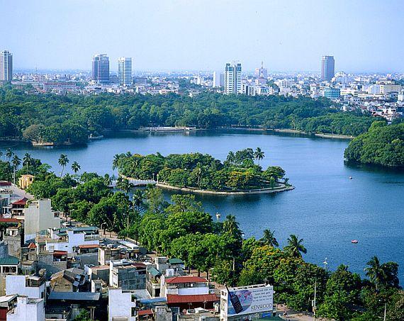 Вьетнам. Столица Ханой