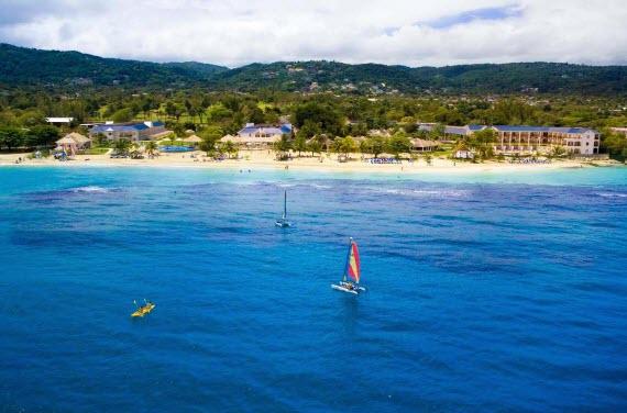 Ямайка страна с позитивным настроем