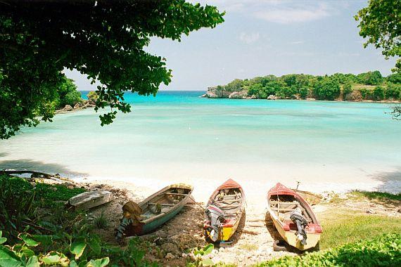 Ямайка страна