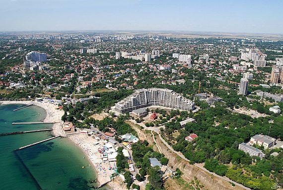 Знакомство с Одессой