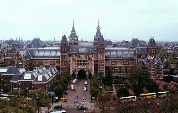 Амстердам. Рейксмузеум