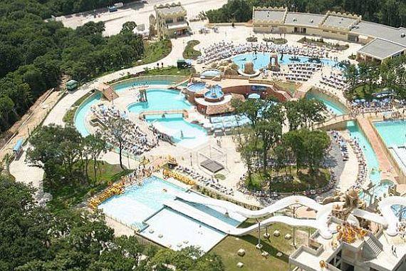 Болгария аквапарк Акваполис