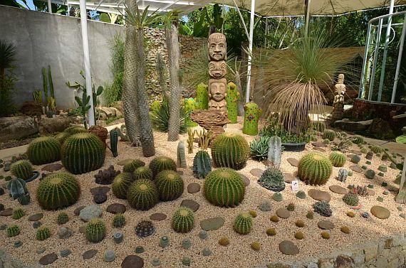 Ботанический сад (Botanic Garden)