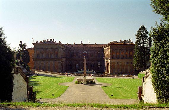 Дворец Питти