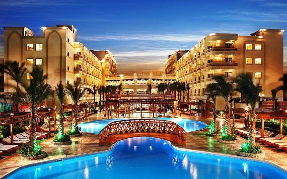 Египет в феврале.отель Sunrise Festival Riviera Resort 5