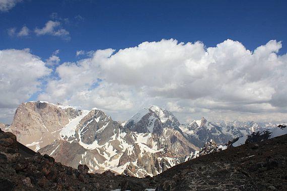 Фанские горы фото