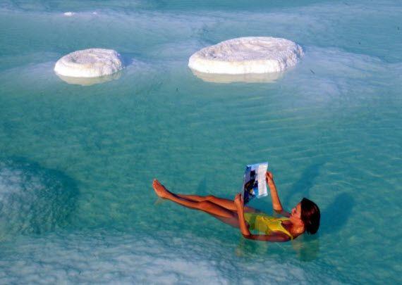 Израиль отдых на Мертвом море