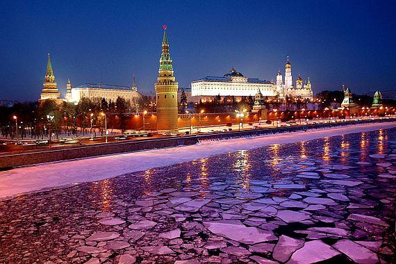 Как отдохнуть зимой в Москве