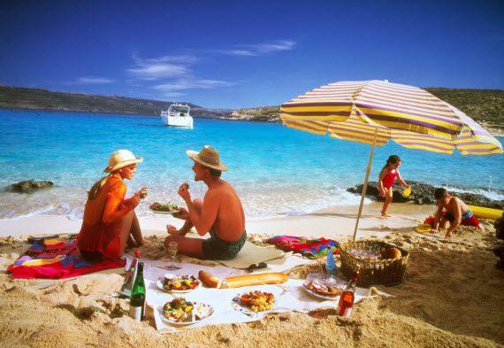 Как провести отпуск и отдохнуть
