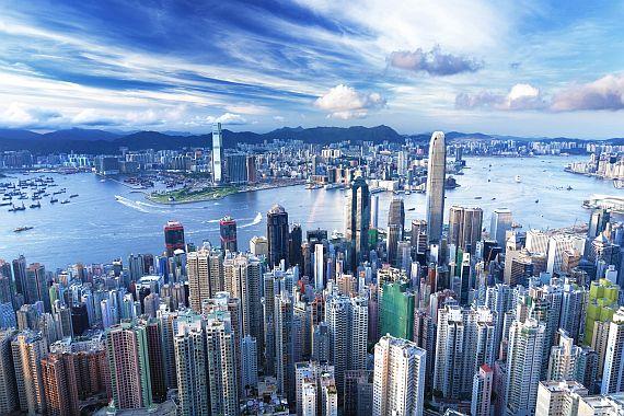 Китай. Гонконг