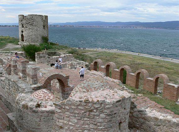 Курорт Несебыр