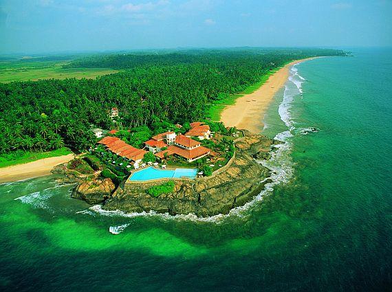 Курорты Шри Ланки