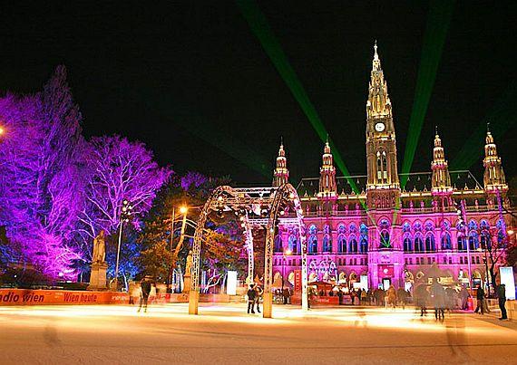 Новый год в Вене