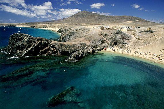 Остров Лансароте