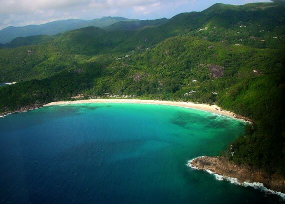Остров Маэ на Сейшелах
