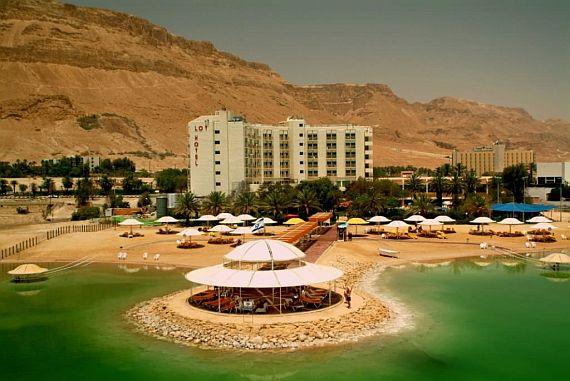 Отдых в Израиле Мертвое море