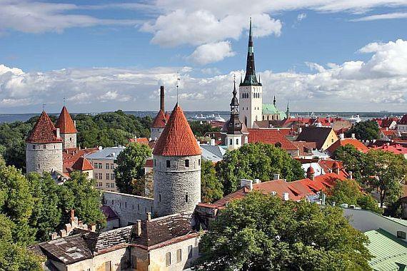 Отдых в Прибалтике. Эстония