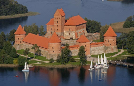 Отдых в Прибалтике. Литва