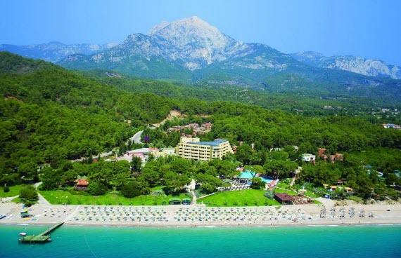 Отдых в Турции Кемер