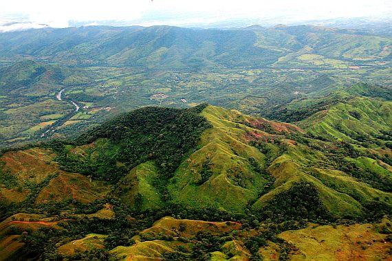 Панама удивительная природа