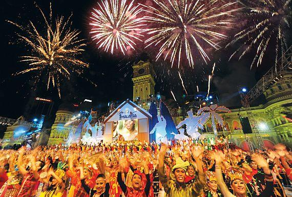Праздник в Малайзии