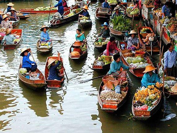 Рынки Тайланда