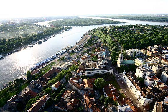 Сербия город Белград