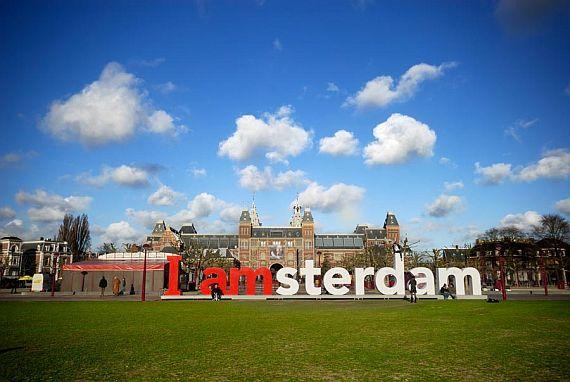 Столица Нидерландов - Амстердам