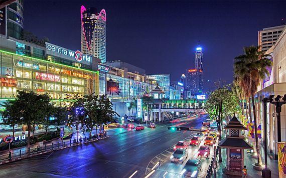 Таиланд ночной
