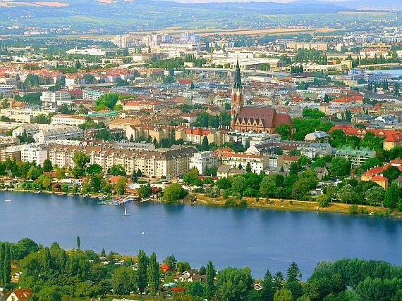 Жемчужина Австрии. город Вена