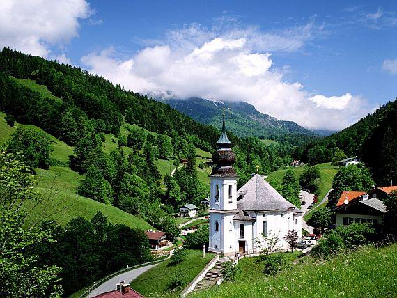 Достопримечательности Баварии фото