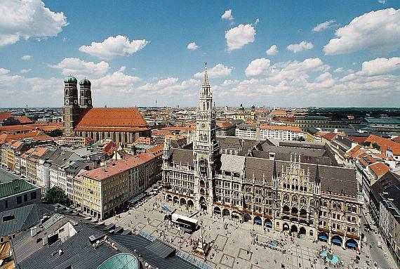 Достопримечательности Баварии. Германия