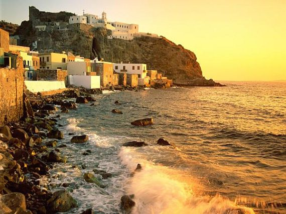 Греция туристическкая страна