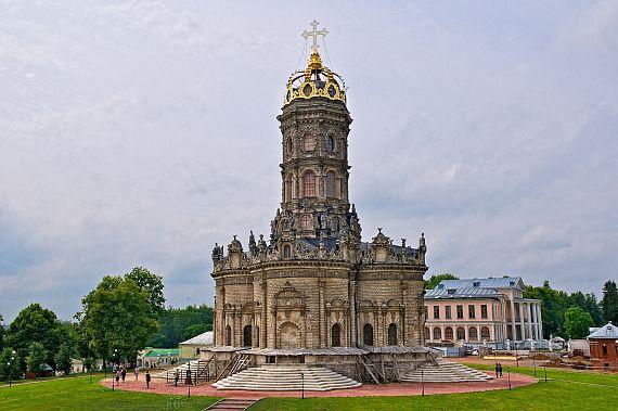 Дубровицы, Храм Знамения Пресвятой Богородицы