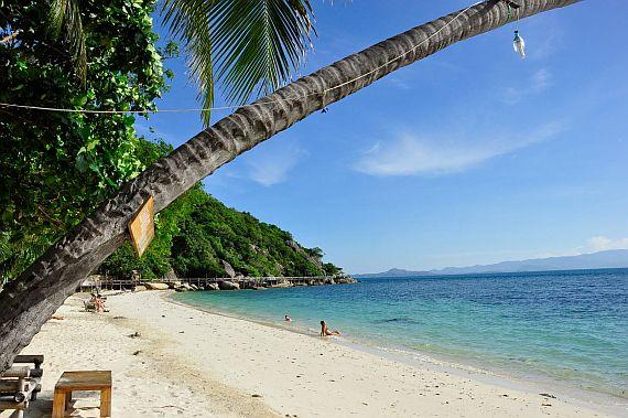 Ко Панган пляж