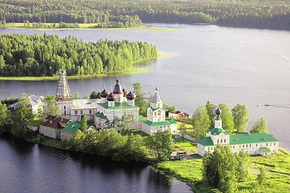 Красивые города России. Архангельск