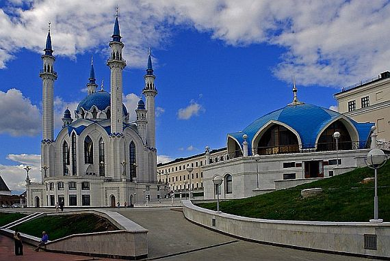 Красивые города России. Казань