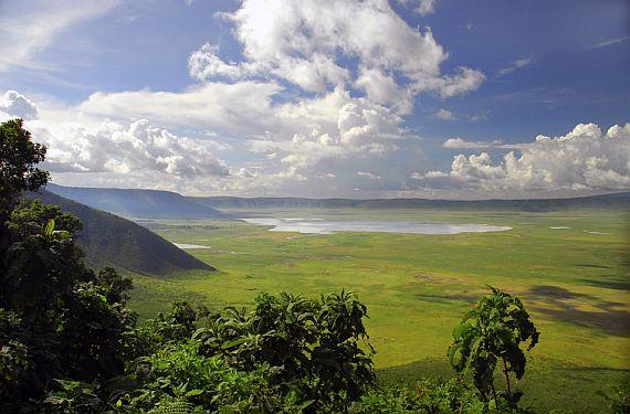 Нгоронгоро фото