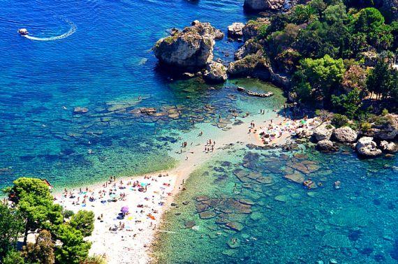 отдых на море италия