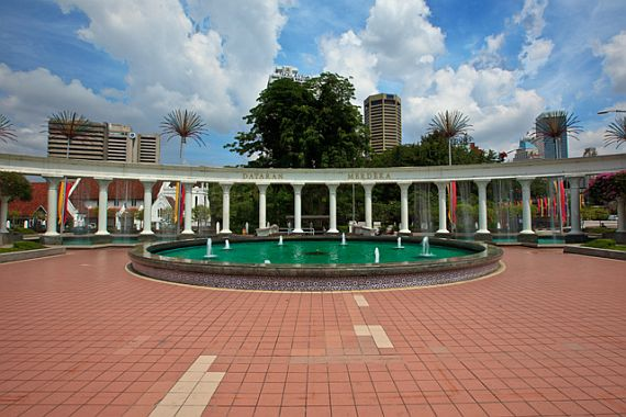 Площадь независимости (Куала-Лумпур)
