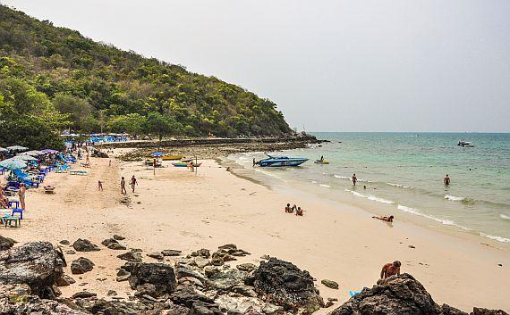 Пляжный отдых в Паттайе