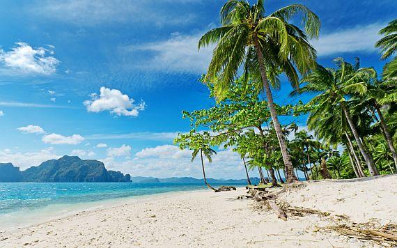 Пляжный отдых в Тайланде